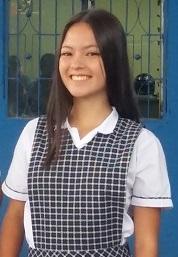 María Camila, personera 2017